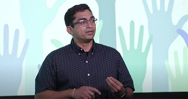Photo of Satyam Kantamneni