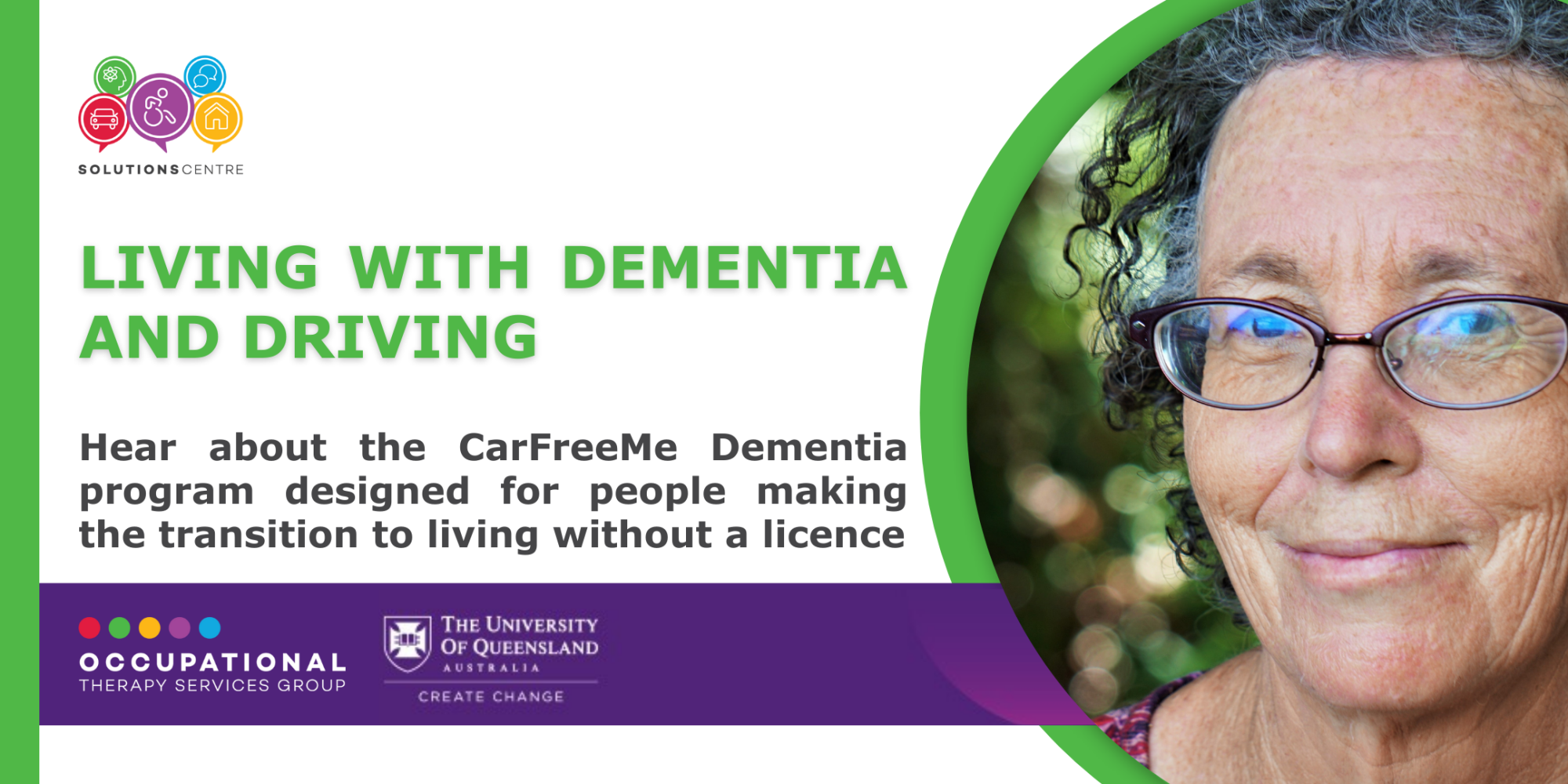 LIVING WITH DEMENTIA AND DRIVING STUDY
