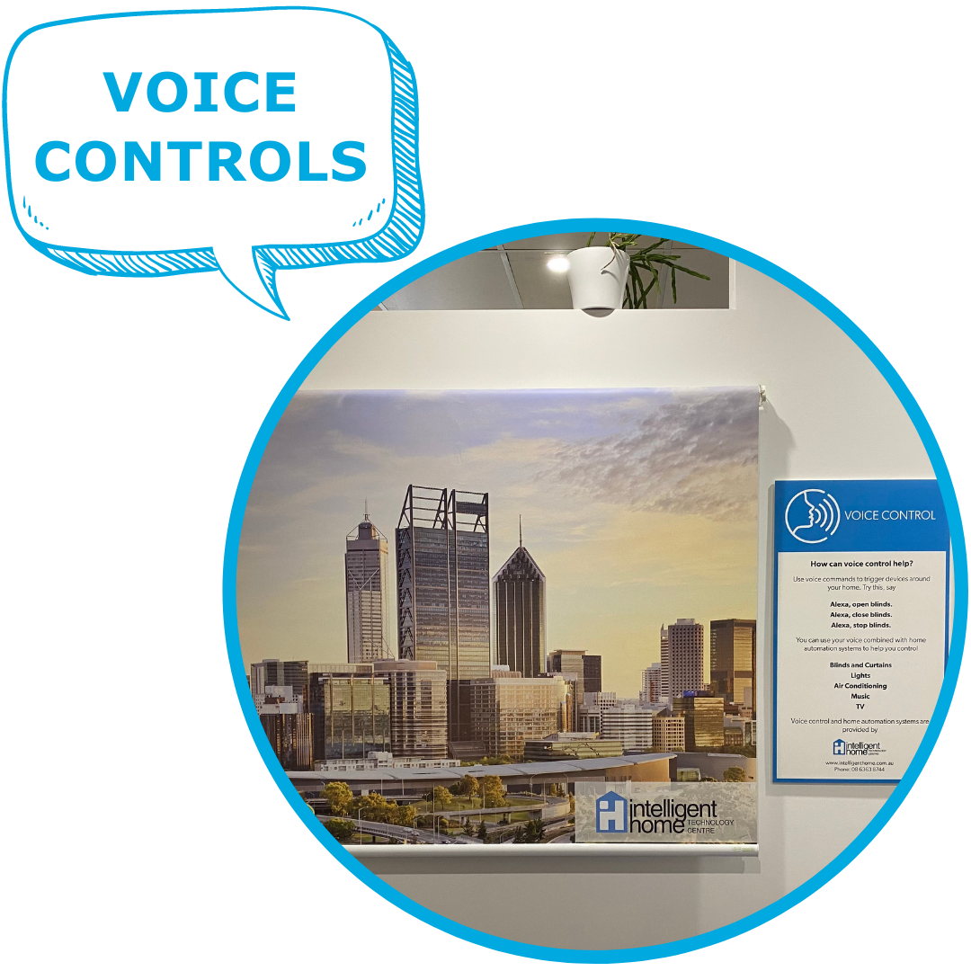 Intelligent Home Voice Controls Updated