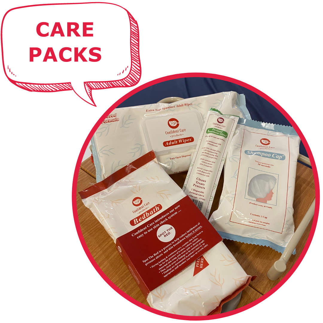 CONFIDENCE CARE PACKS