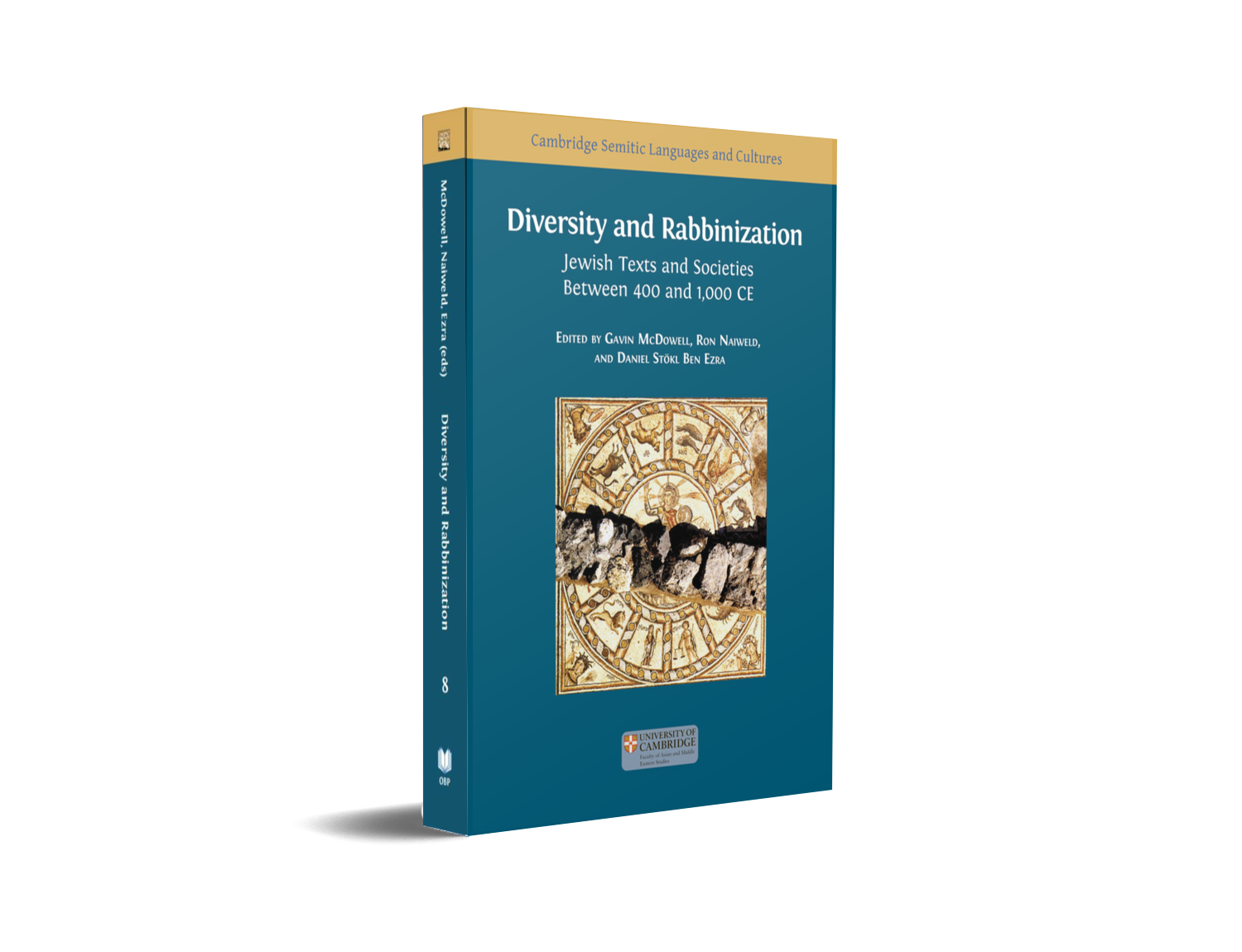 Diversity and Rabbinization: Jewish Texts and Societies between 400 and 1000 CE